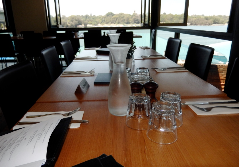 the watershed kitchen is a modern australian restaurant tucked away along henley marine drive in drummoyne just off the iron cove bay bridge and alongside - Watershed Kitchen