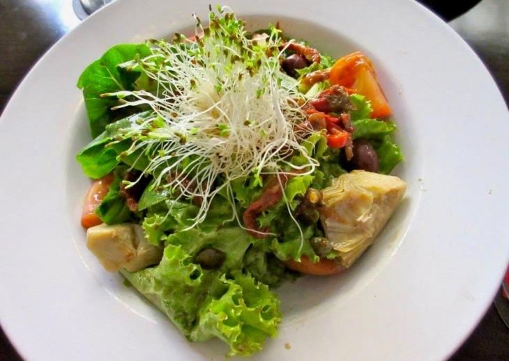 oasis salad